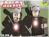 Clip: Roblox Iron Man Battles - War Machine Is Here