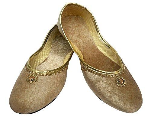 Shoes Dance Joti Style Balley Jutti Khussa Shoes Dress Designer Gold Punjabi n Shoes Step q8nwtZS7q