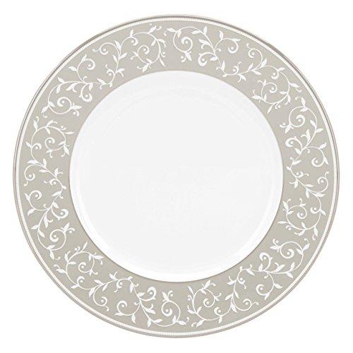 Lenox Opal Innocence Dune Dinner Plate, White
