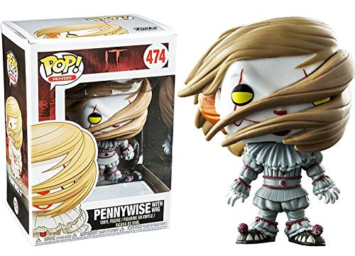 Pop Funko Pennywise with Wig]()