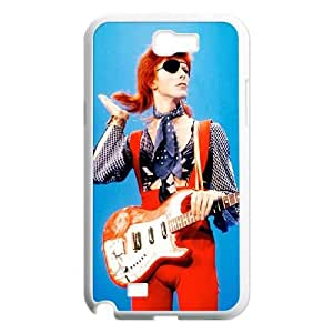 David Bowie Samsung Galaxy N2 7100 Cell Phone Case White PhoneAccessory LSX_718714