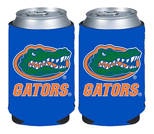 (NCAA Florida Gators Magnetic Kolder Kaddy, 2-Pack, Blue)