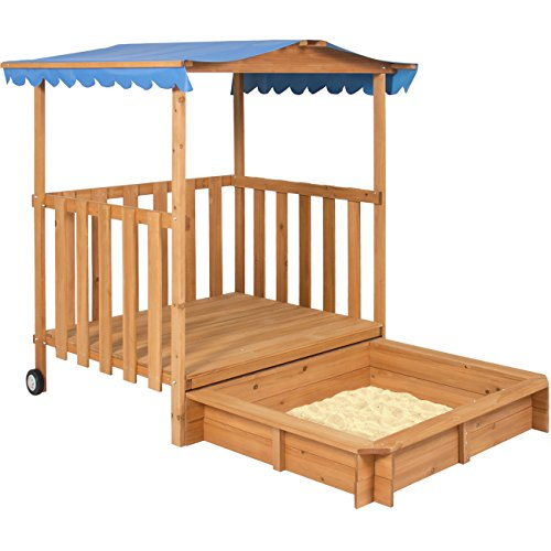 Best Choice Products Retractable Playhouse