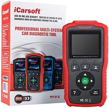 iCarsoft Máquina Diagnosis Toyota y Lexus TYT V1.0
