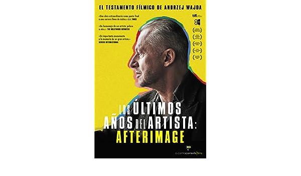 Amazon.com: Los últimos años del artista: Afterimage: Andrzej Wajda, Boguslaw Linda, Aleksandra Justa, Bronislawa Zamachowska, Jacek Beler, Mateusz Bieryt, ...