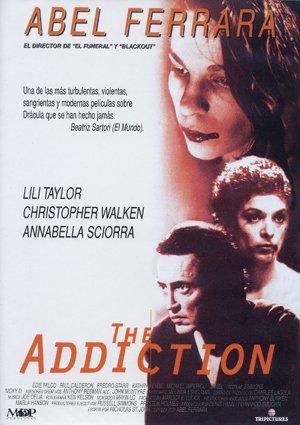The Addiction  [ NON-USA FORMAT, PAL, Reg.2 Import - Spain ] -