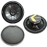 Kicker 44BCSC674MB Car Audio CS Series 6 3/4 Black 300W Peak Speakers Pair