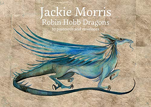 Dragon Postcard - Robin Hobb Dragons 10 Postcard Pack