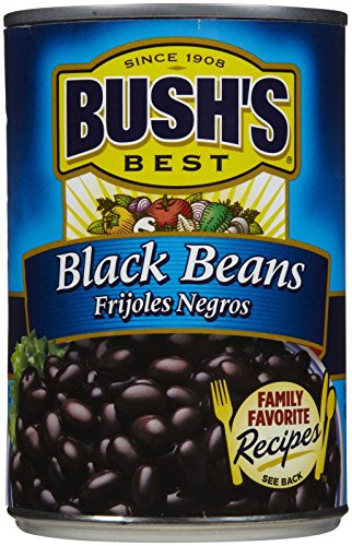 Bush's Black Beans - 15 oz