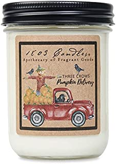 product image for 1803 Candles - 14 oz. Jar Soy Candles - (Pumpkin Delivery)