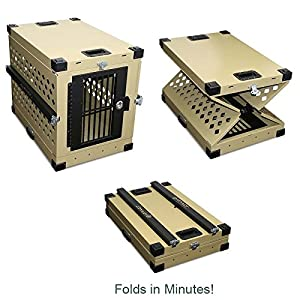 1. Impact Collapsible Dog Crate