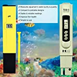 SunGrow Digital pH and TDS Meter Set, Accurate