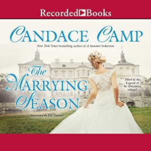 The Marrying Season Audiobook