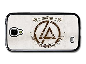 Linkin Park Brown and White Logo case for Samsung Galaxy S4