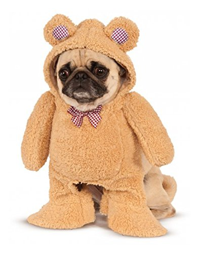 Walking Teddy Bear Dog Costume Large for $<!--$19.68-->