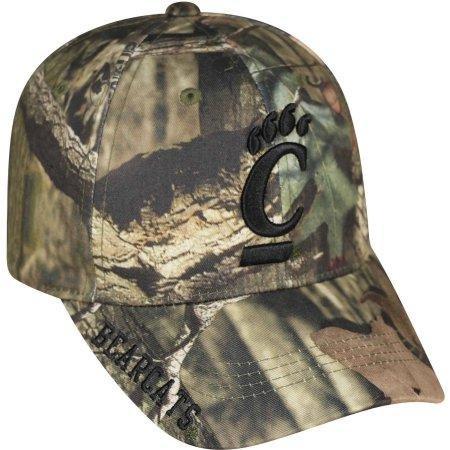 huge discount 347b5 ceb97 Amazon.com   NCAA Men s Cincinnati Bearcats Mossy Hat   Cap   Sports    Outdoors