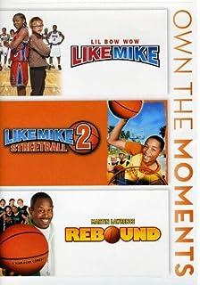 Like Mike   Like Mike 2   Rebound Triple Feature 8617374a2