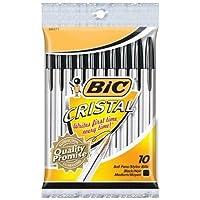 BICMSP101BK - BIC Cristal Ballpoint Pen