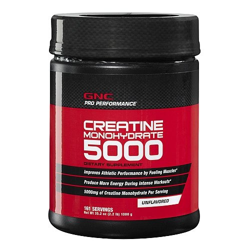 GNC Pro Performance Creatine Monohydrate 1 kilograms