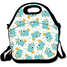 Perry The Platypus Lunch Bag Tote Handbag Lunch Boxes