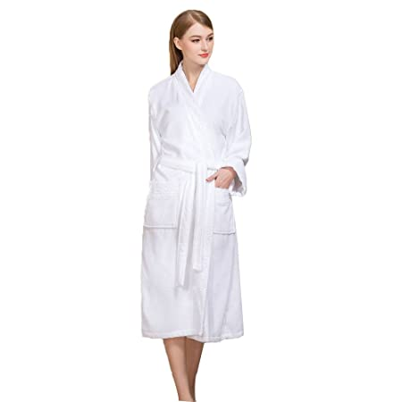 Ty Bathrobe cotton towel material female thick towels comfortable warm  seasons pajamas female adult models bathrobes b688713dc