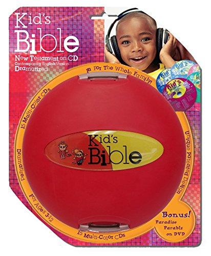 Kid's Audio Bible-327 New Testament Bible Stories for Children-100 Children's Bible Songs-Dramatized Audio Bible-Christian Music for Kids Children ... Apostle-St. Mark (Word and Worship Series)