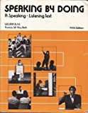 Speaking by Doing, Buys, William E., 0844253588