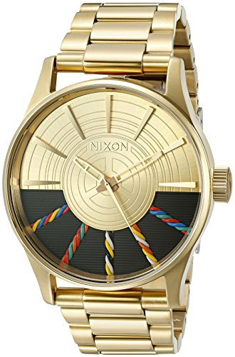 nixon-mens-sentry-ss-sw-c-3po-gold-quartz-stainless-steel-casual-watch-model-a356sw-2378-00