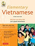 This is a complete Vietnamese language course designed for college or high school–level classroom use or self–study.Since its publication in 1998, Elementary Vietnamese has become the leading book for anyone wishing to learn Vietnamese, and an invalu...