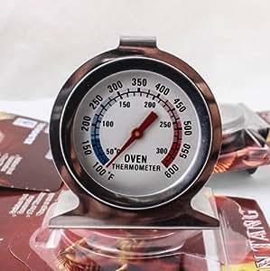 cxlkst termómetro de horno acero inoxidable Classic Stand Up alimentos carne temperatura calibre