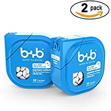 b+b Naproxen Sodium Caplets | ALL DAY PAIN RELIEF- lasts up to 12 hours | 100 Count (Pack of 2) | You Buy ONE, We Give ONE to over 1000 Free Health Clinics Nationwide