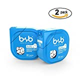 b+b Naproxen Sodium Caplets   ALL DAY PAIN RELIEF- lasts up to 12 hours   100 Count (Pack of 2)   You Buy ONE, We Give ONE to over 1000 Free Health Clinics Nationwide
