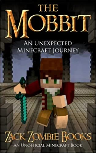 The Mobbit An Unexpected Minecraft Journey Amazonde Zack Zombie - Minecraft zombie spiele kostenlos