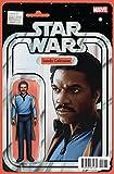 Star Wars Lando #1 (of 5) John Tyler Christopher Lando Calrissian Action Figure Variant