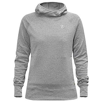 Fjällräven High Coast Sweatshirt mit Kapuze, Damen, Damen, 89592, grau, XXS 4aadcaa8f3