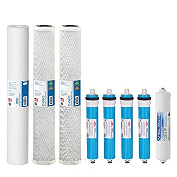 Image of APEC FILTER-MAX-LITE360 Commercial Grade US Made 360 GPD Complete Replacement Filter Set for Light Commercial Reverse Osmosis Water Filter System