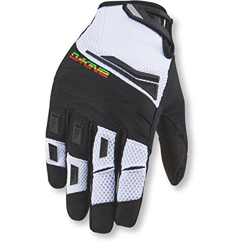 Dakine Finger Glove Full (Dakine Cross X Glove - Men's Rasta, L)