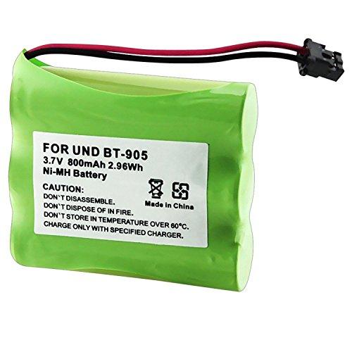 Uniden Replacement BT-905 cordless phone battery