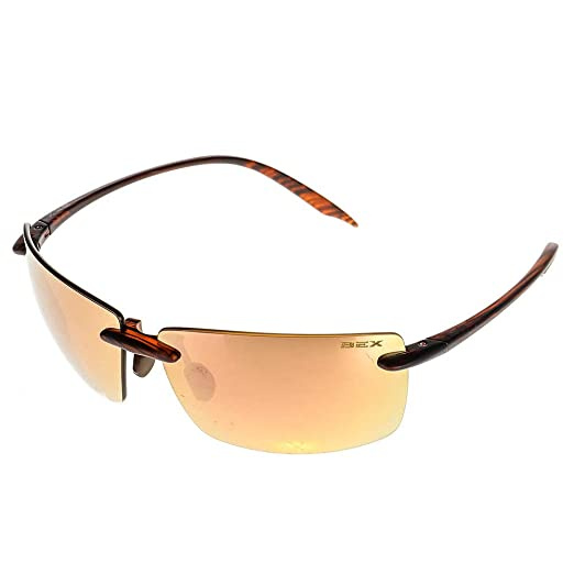ff3e9670c3 ... Amazon com Bex Sunglasses Womens BEX Landyn Tortoise Brown Clothing