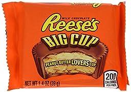 Reeses Big Cup 16 - 1.4 Oz PKGS