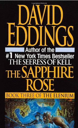 book cover of The Sapphire Rose