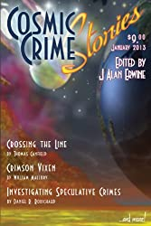 Cosmic Crime Stories - January 2013