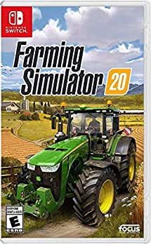 Farming Simulator 20 (NSW) - Nintendo Switch
