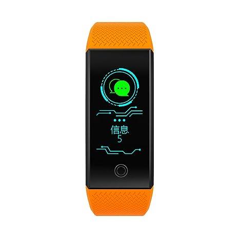 Cebbay Reloj Deportivo Detector de Ritmo cardíaco de presión Arterial Reloj Inteligente Reloj electronico Reloj de
