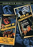 The Ghost of Frankenstein / Son of Frankenstein (Universal Studios Frankenstein Double Feature)
