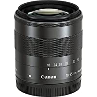Canon EF-M 18-55mm f/3.5-5.6 IS STM - Objetivo (Wide zoom, 13/11, Auto, 0.709 - 2.17 (18 - 55 mm), Canon EF-M, 1.14 - 3.46 (29 - 88 mm))