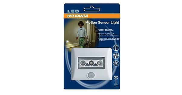Amazon.com: Sylvania – Bombilla LED Luz nocturna con sensor ...