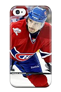 New Montreal Canadiens (23) Tpu Skin Case Compatible With Iphone 4/4s