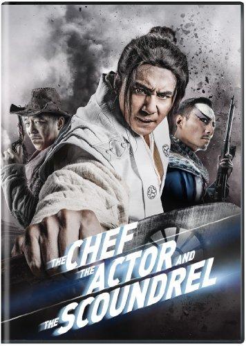 Chef Actor Scoundrel [DVD] [2013] [Region 1] [US Import] [NTSC]