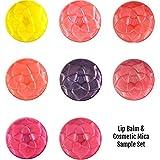 Lip Balm Mica Color Sample Set - Best Colors for Lip Balm - Cosmetic Mica Oxide Powder